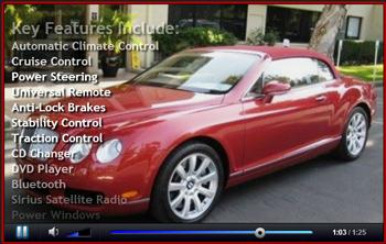 videos for dealership websites